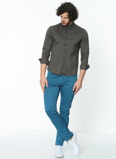 Uzun Kollu Gömlek-Xint